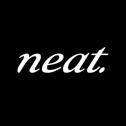 neat. LA | come sip with us Logo